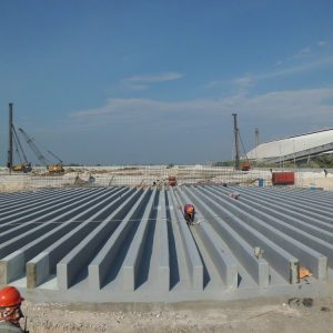 Concrete Work Package 1
